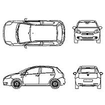 Carros - Voiture autocad ...